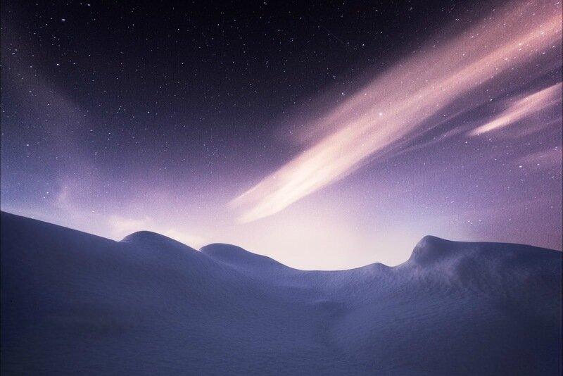 Сюрреалистичные фотографии ночного неба от Mikko Lagerstedt 0 230d42 32338e1d XL