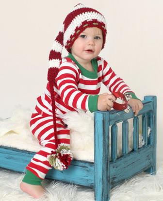 Малыш в полосатой пижаме