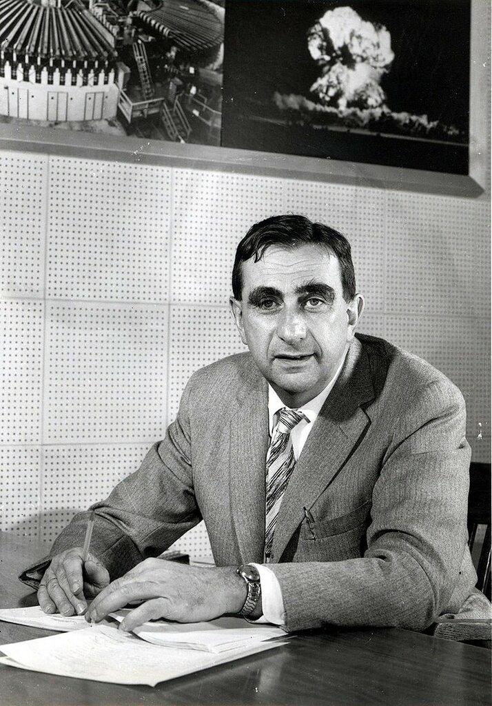 Эдвард Теллер -EdwardTeller1958.jpg