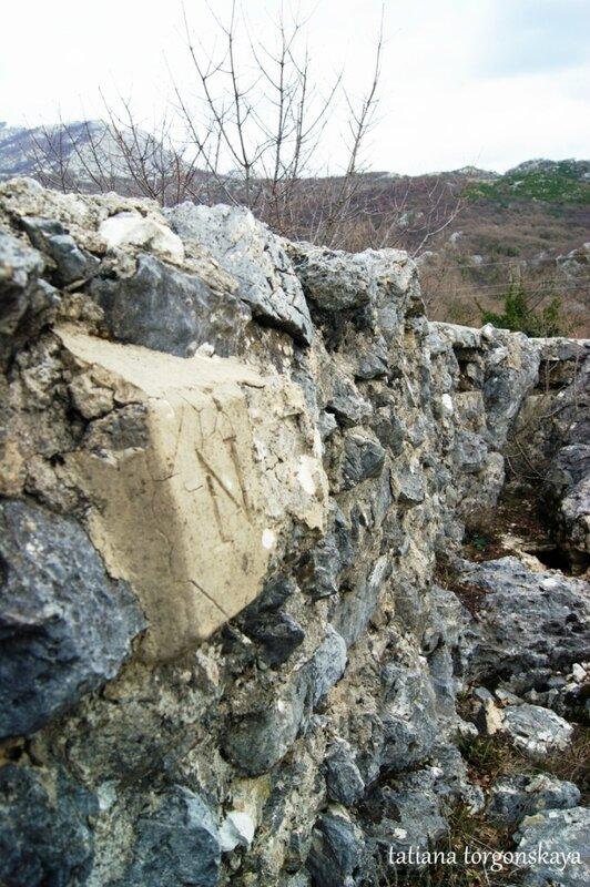 Стена укрепления