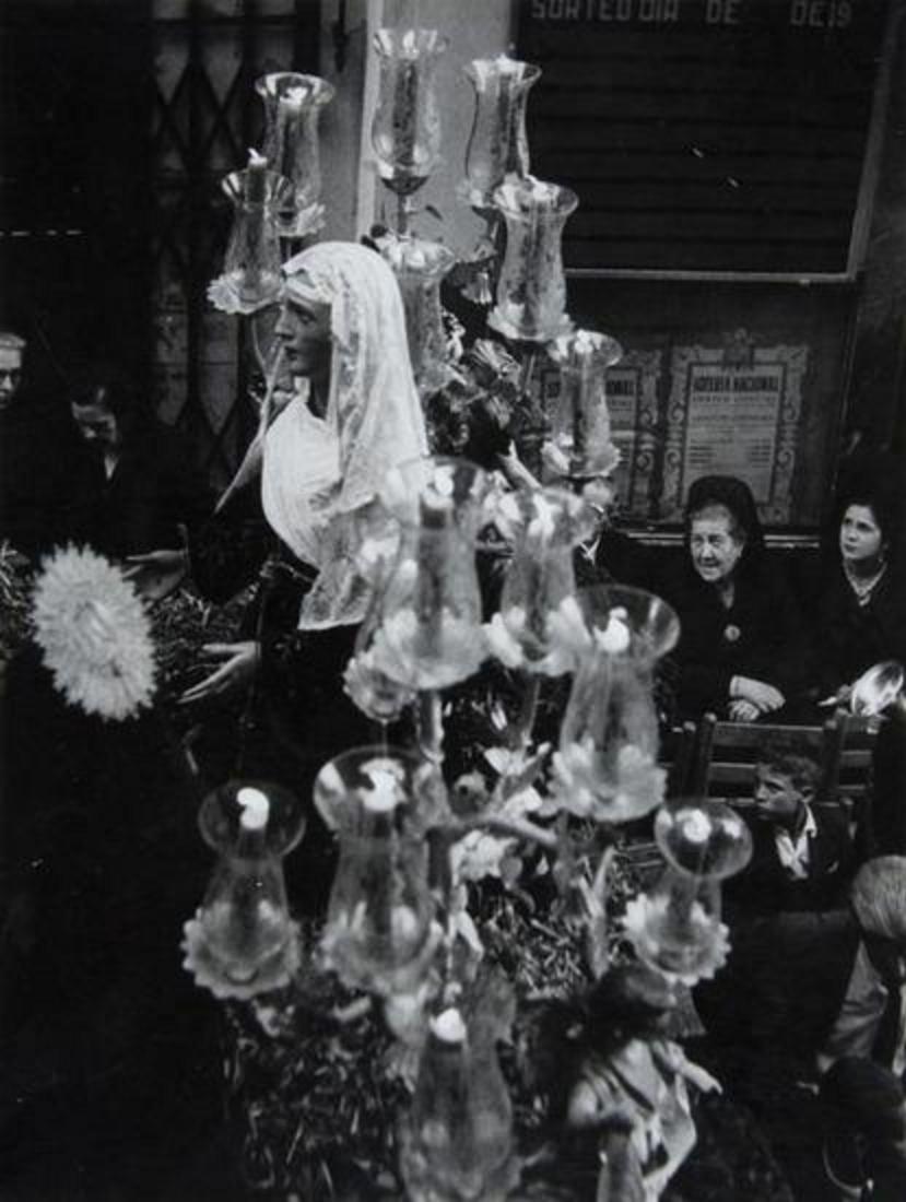 1954. Без названия, Севилья