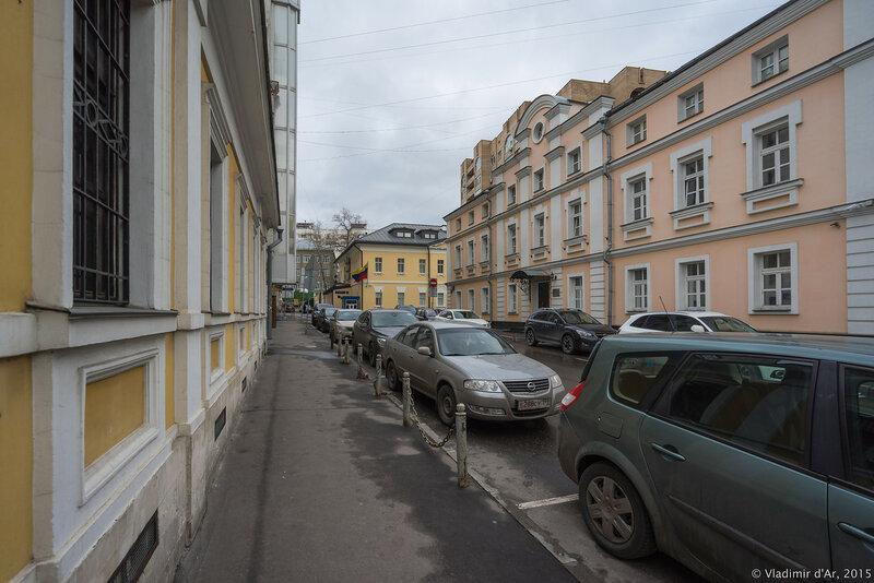 2-й Троицкий переулок