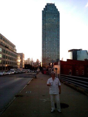 Нью-Йорк. Небоскрёб Ситибанка
