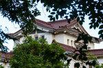 Южно-Сахалинск. Дом губернатора - он же краеведческий музей.