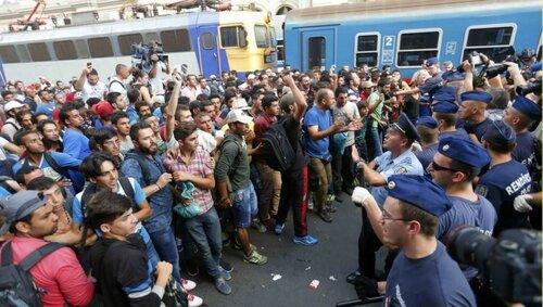 ООН озабоченно числом мигрантов в тюрьмах Венгрии