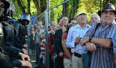 DW: «Уберите забор, господа Плахотнюк, Канду и Филип!»