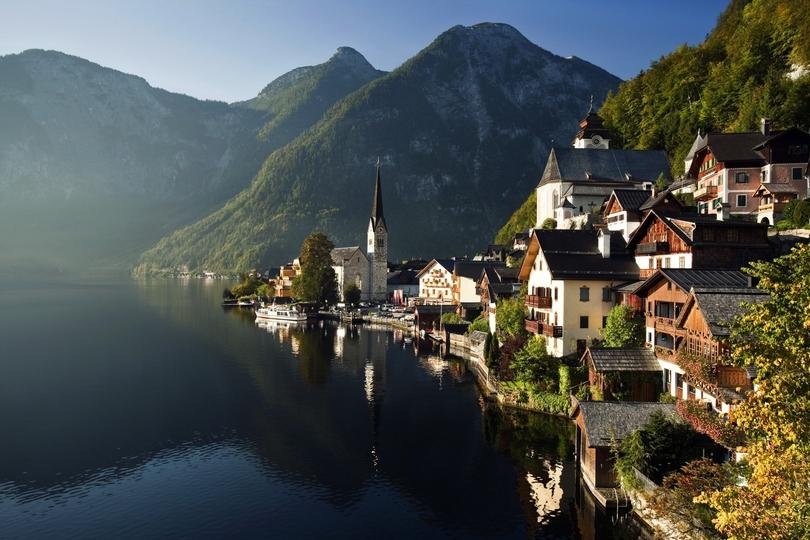 Самые живописные озера Австрии