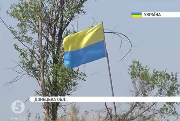 """Спалив вражеское БМП, украинцы заставили """"гибридов"""" отступить: Бойцы 128-й бригады рассказали, как отбивали атаку россиян (видео)"""