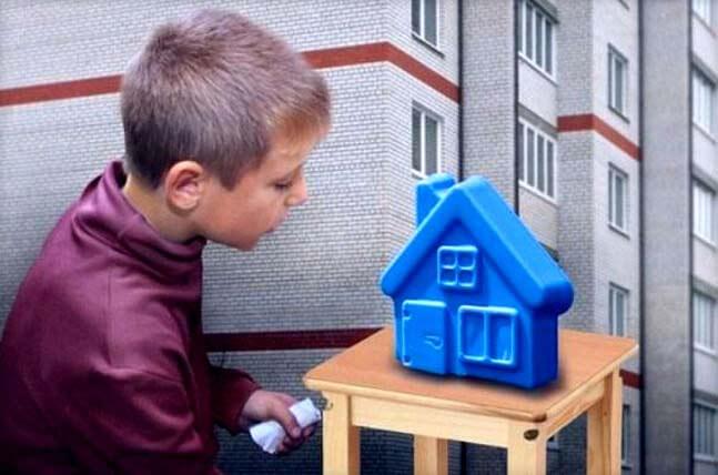 квартиры сирот обживают посторонние