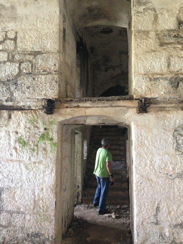 Форт Грабовац, Черногория