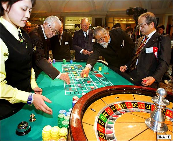 Разоблачение подпольных японских казино. Угроза международного скандала из-за развлечений для элиты