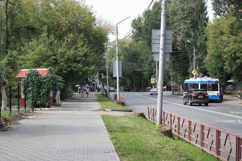 ул. Коммунистическая, Буянова и старый город 025.JPG