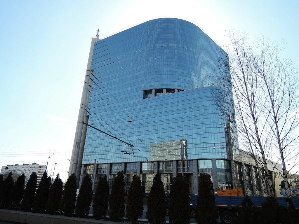 Офисный центр на Преображенке