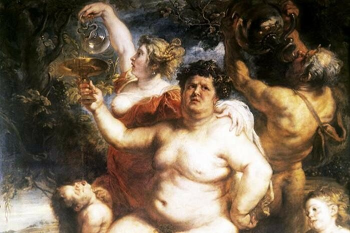 Как алкоголь стал божественным напитком, а затемлишился святости
