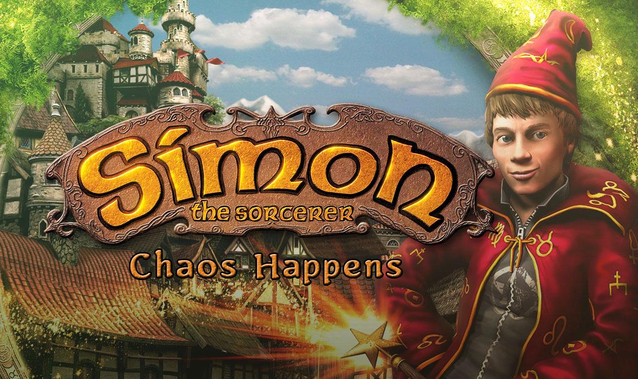 Маг Саймон: Хаос | Simon the Sorcerer: Chaos Happens (Rus)