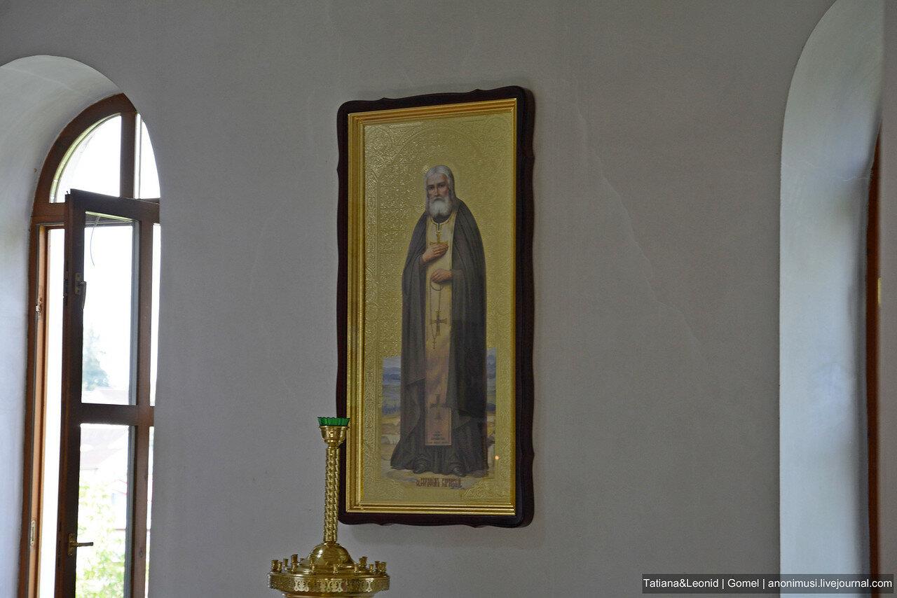 Храм Евфросинии Полоцкой в Витебске