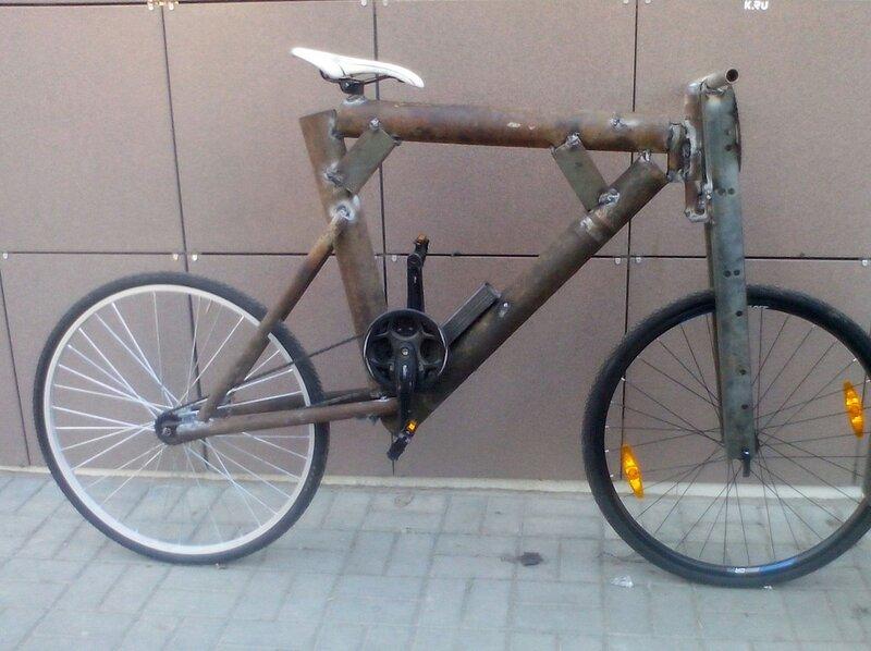 0 1e8840 f287562f XL Доказательства тяжелой жизни велосипедистов в городе: фото и видео