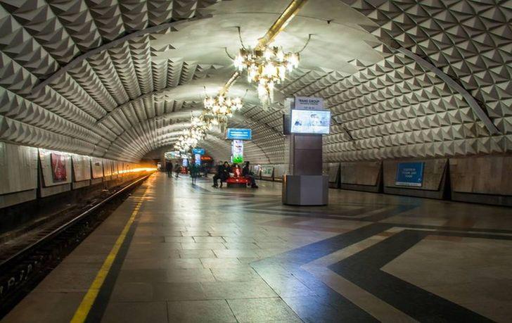 Станция им. Беруний