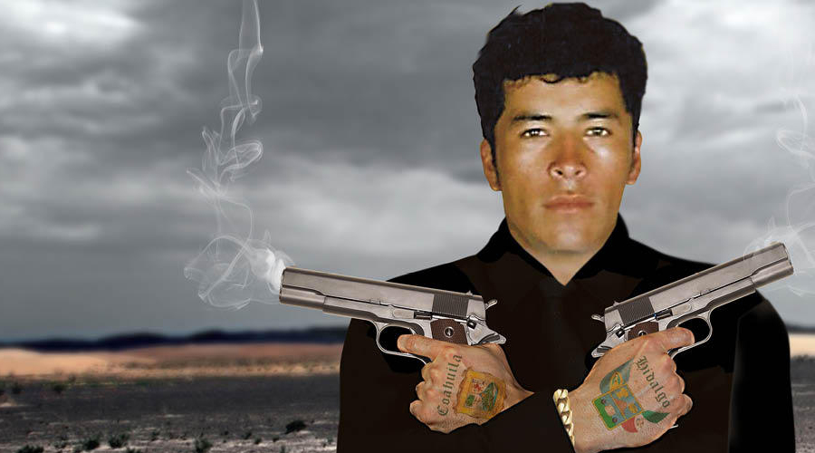 Эрибето Ласкано Картель Лос-Сетас не зря считается самой опасной криминальной группировкой двух конт