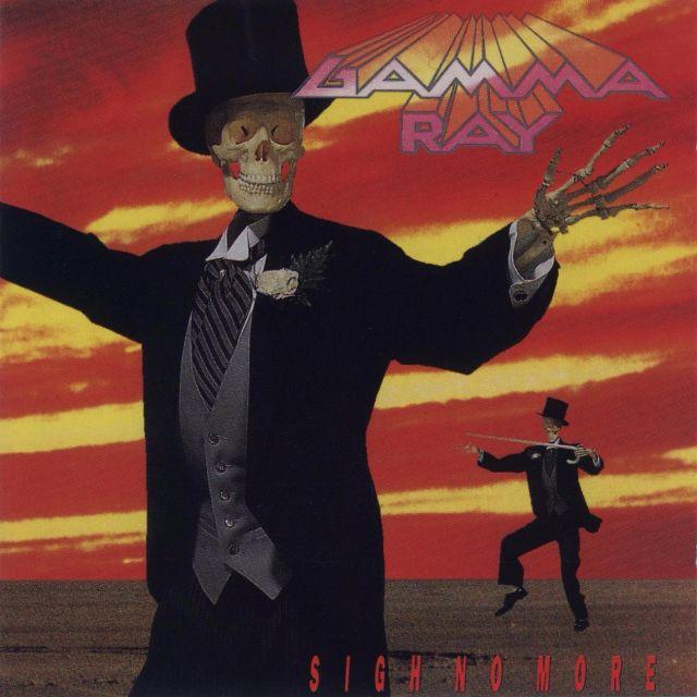 Альбом Sigh No More группы Gamma Ray.