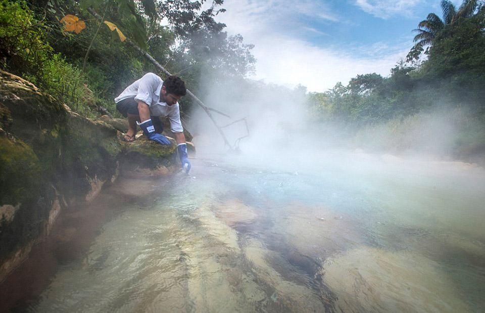 Впервые Андрес Рузо услышал о реке Mayantuyacu в дедушкиных рассказах о конкистадорах-захватчиках. П