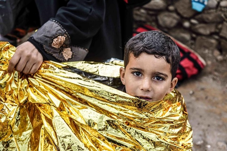Что оставили беженцы там, куда уже никогда не вернутся (15 фото)