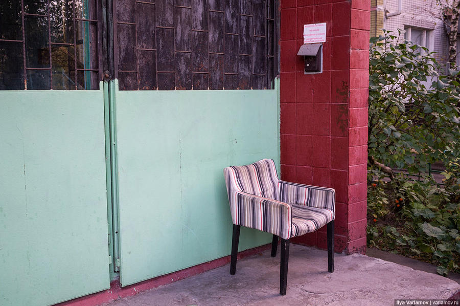 25. Кресло для бабушки