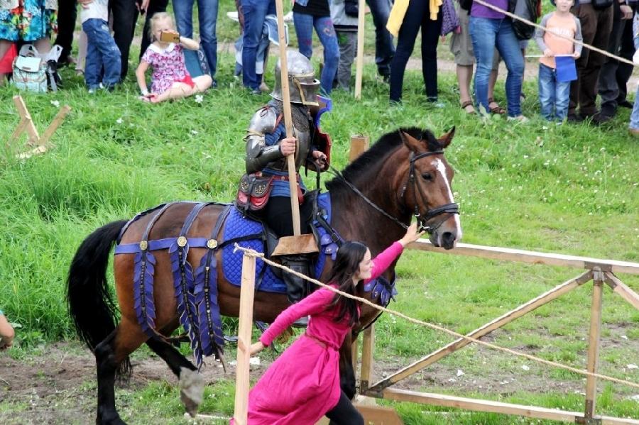 Рыцарский уикенд в Выборге