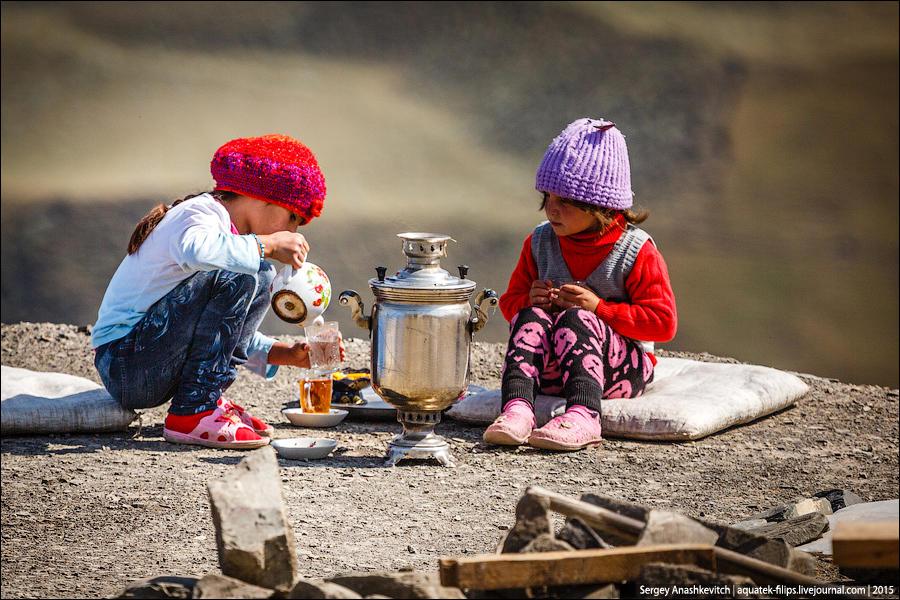 Азербайджан. Дети (21 фото)