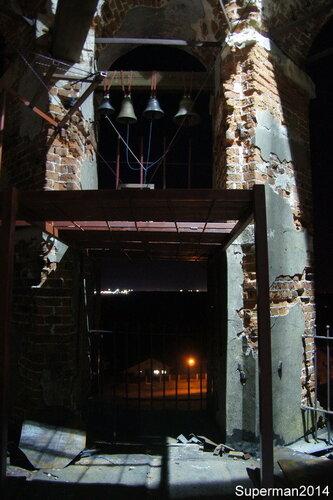 Кудыкина гора - Пасхальная ночь на колокольне