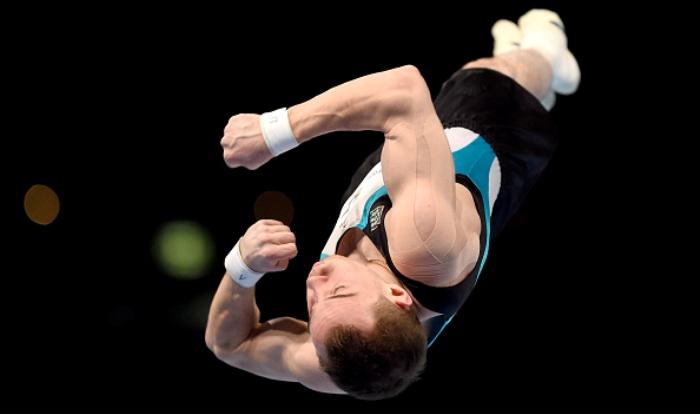 Пензенец Денис Аблязин завоевал золото наэтапе Кубка Мира поспортивной гимнастике