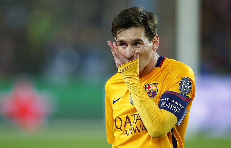 Месси может покинуть «Барселону» в2018 году