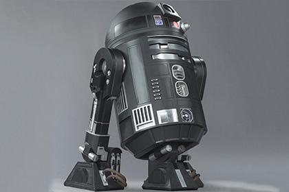 Появились фото нового дроида, который появится в«Звёздных войнах»