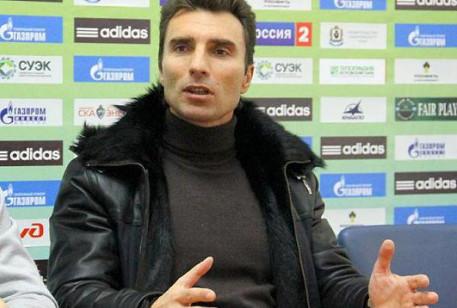Григорян стал новым основным тренером «Анжи»