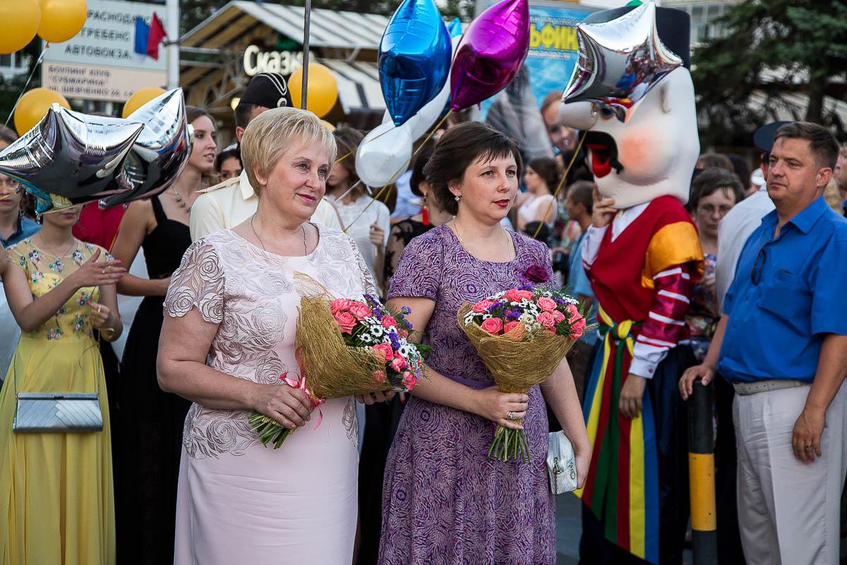 Выпускные Анапы 2016 фото