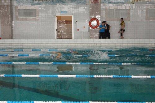 первенство Куйбышева по плаванию