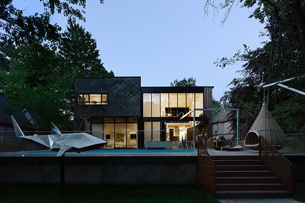 Aldo House by Prototype Design Lab - Archiscene - Your Daily Architecture & Design Update