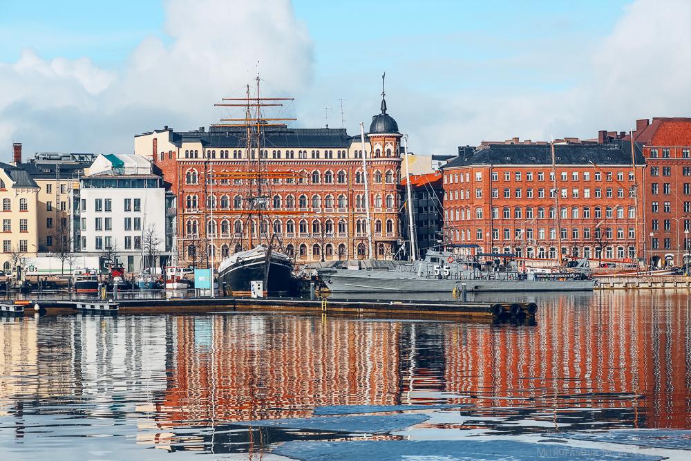 что пользователи финляндия в марте фото старинный город, его