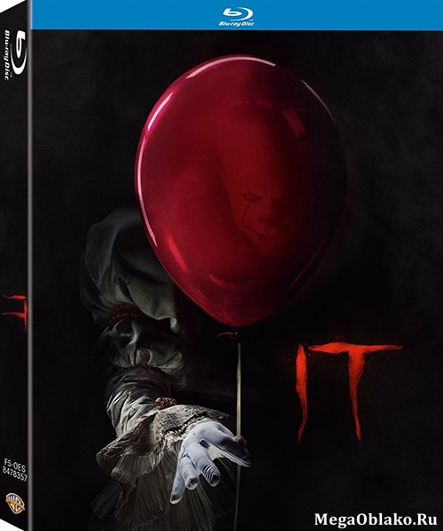 Оно / It (2017/BD-Remux/BDRip/HDRip)