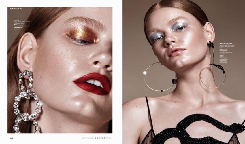 Hollie May Saker - SCMP Style Magazine (September 2016)