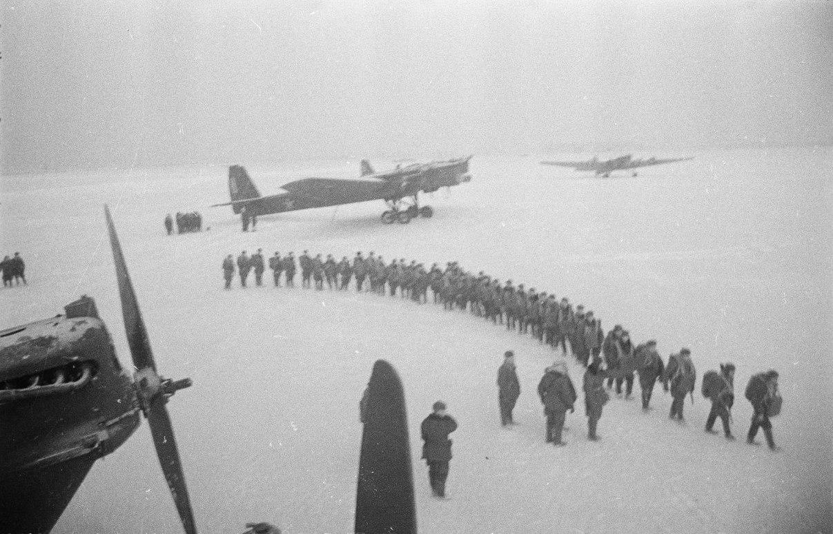 Image result for ржев высадка советского десанта