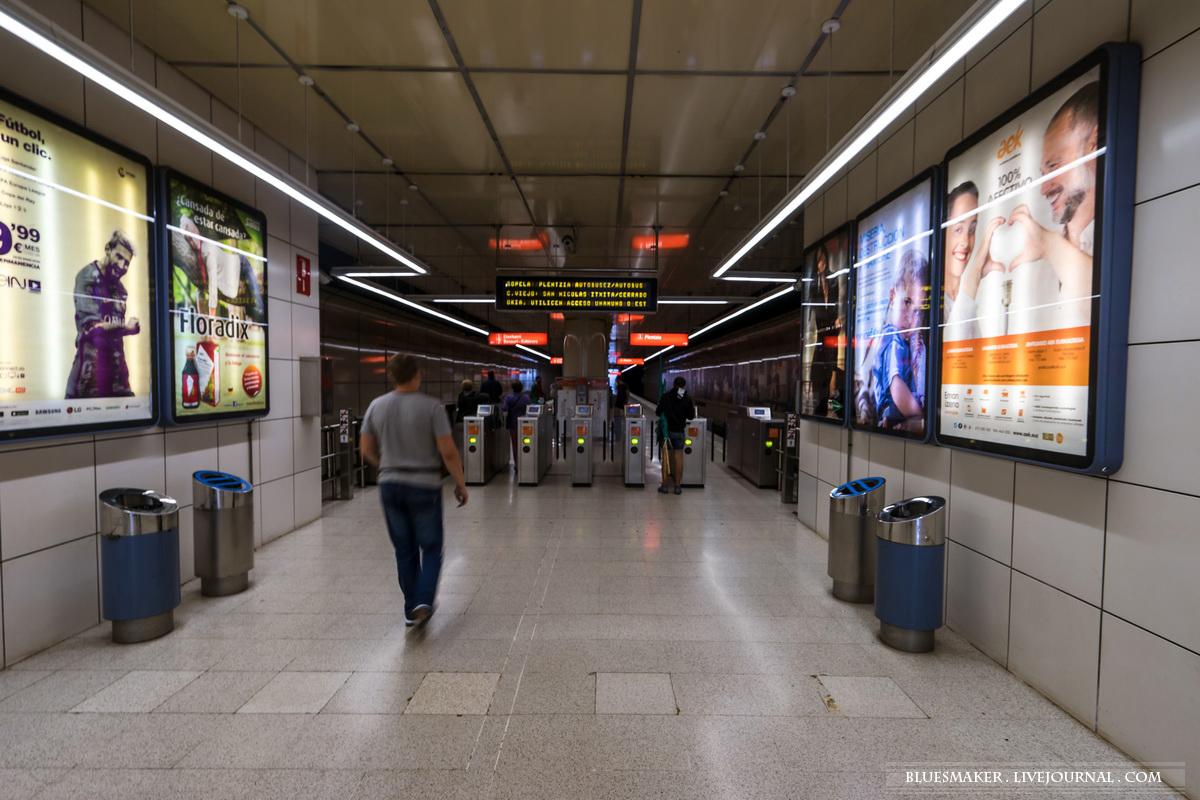 презентация схемы наземного метро