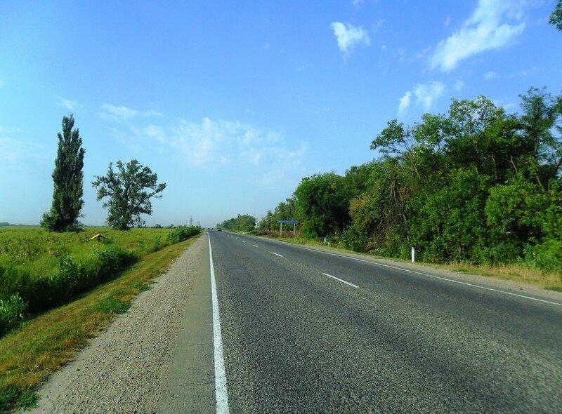 Шоссе, на Кубанской земле ... SAM_3498.JPG