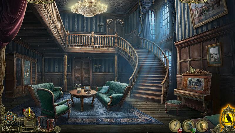 لعبة Dark Tales: Edgar Allan
