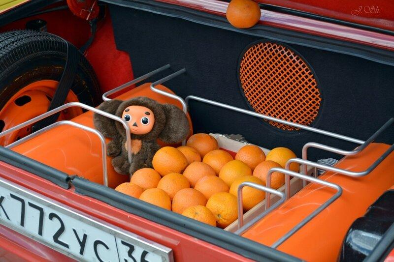 Позитивчик в апельсинчиках