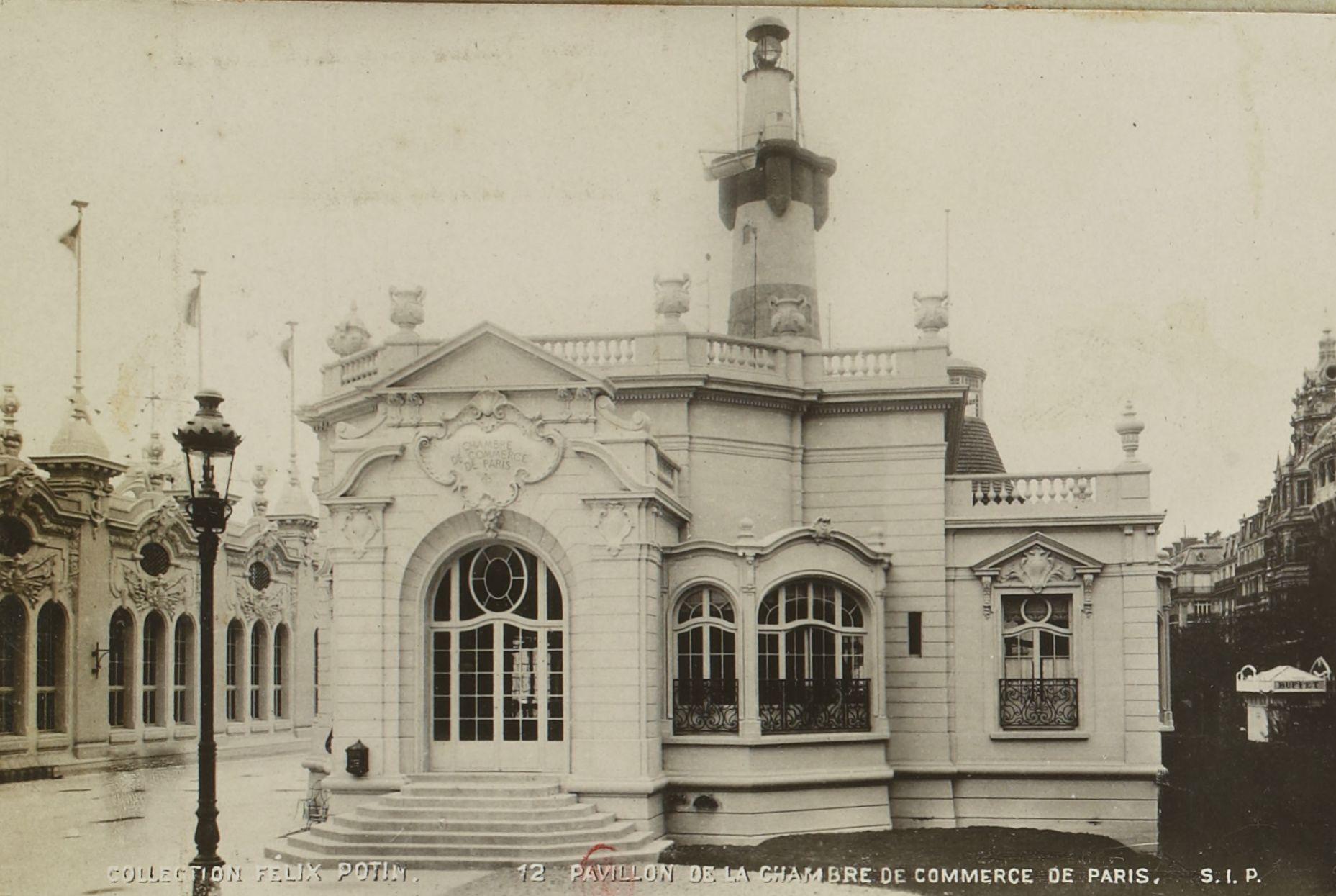 Павильон Торговой палаты Парижа