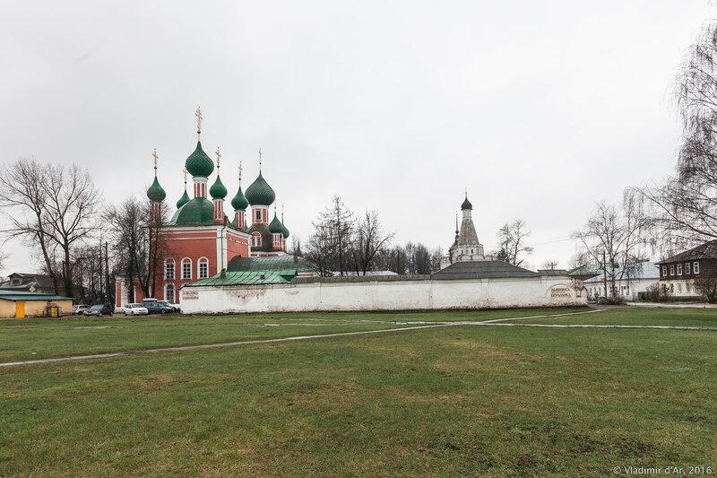 Красная площадь. Переславль-Залесский.