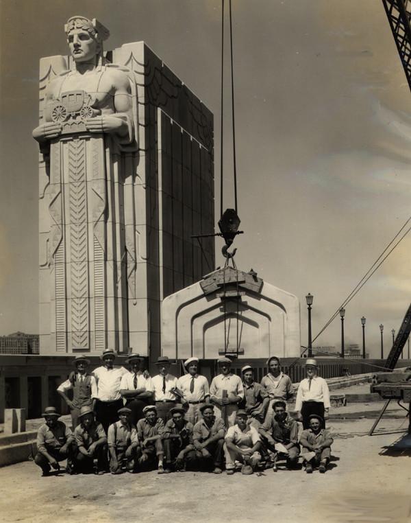 1932  Lorain-Carnegie Bridge. Cleveland 1280.jpg