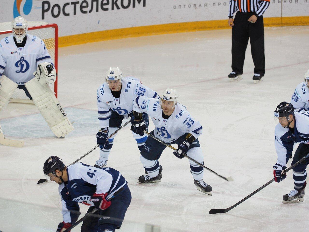 46Металлург - Динамо Москва 28.12.2015