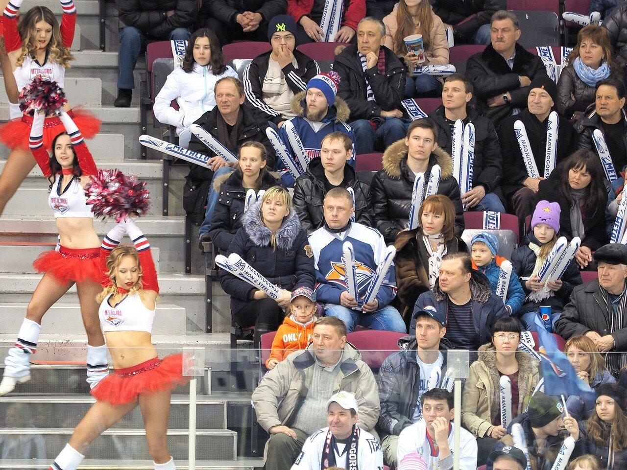 79Восток 1/2 плей-офф Металлург - Сибирь 08.03.2016